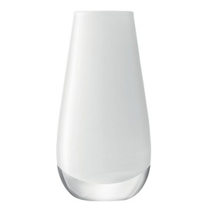 White LSA Flower Colour Bud Vase, Occa Home