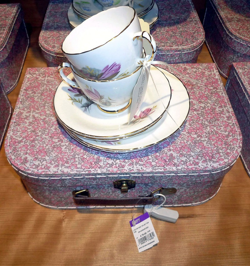 Christmas Gift Ideas, Liberty London, Tea Set
