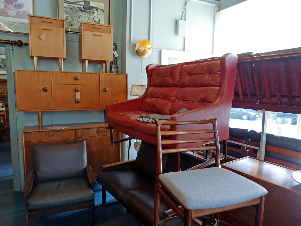 Gonnermann mid century modern furniture shop homegirl london for Mid century modern seating